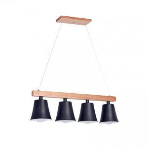 Lámpara Carilux | A26 4L - Colgante