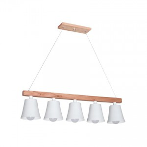 Lámpara Carilux | A26 5L - Colgante