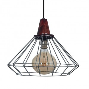 Lámpara Carilux | J2 Cromo