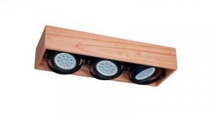 Lámpara Carilux | Módulos - AR/3 - Plafón