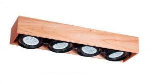 Lámpara Carilux | Módulos - AR/4 - Plafón