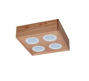 Lámpara Carilux | Módulos - R/4C - Plafón