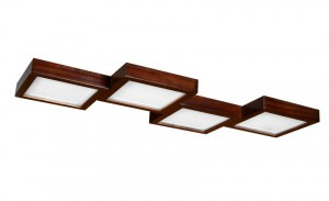 Lámpara Carilux | Panel - 24X24X4 LINEAL - Plafón