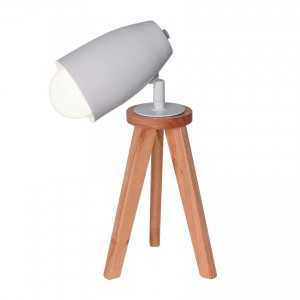 CariluxTripode - 1122B - Lámpara de mesa
