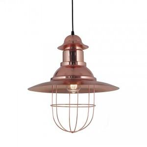 Lámpara Cival | Colgante Metálico - 4077