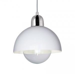 Lámpara Cival | Geo - 1377/1 BN/CR - Colgante