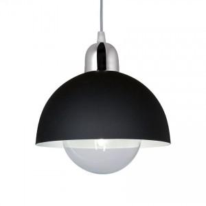Lámpara Cival | Geo - 1377/1 NG/CR - Colgante