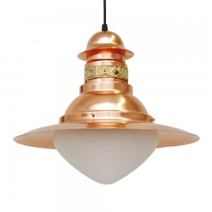 Lámpara Cival | Colgantes Metalicos - 4080