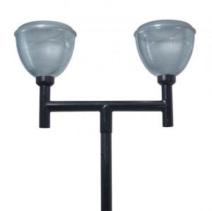 Lámpara Cival | Farola de Polietileno facetado - 6250 - 6350 - 6240 - 6340