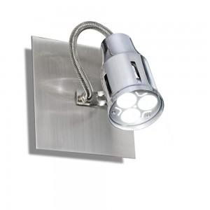 Cival IluminaciónMultistar - 1131/1 Acero