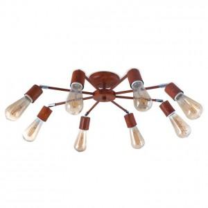 Lámpara Cival | Parker - 855 oxidado