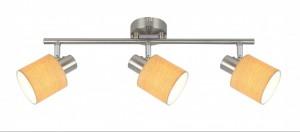 Lámpara Color Cálido   Roble - DU2608-3 - Plafón