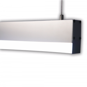 Dexel Lighting73-60 24W - Luminaria Lineal en Perfil - 73-61 40W