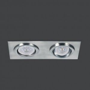 Eclipse Iluminación2501-2 - Artefactos de embutir