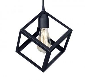 Lámpara Ferrolux | Cubo - C-1007 - Colgante