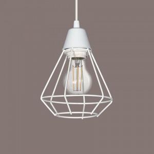 Lámpara Ferrolux | Jaula - C-1003 - Colgante