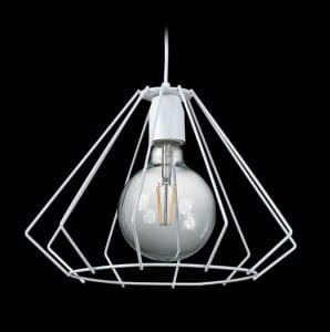 Lámpara Ferrolux | C-189 - Jaula Diamante