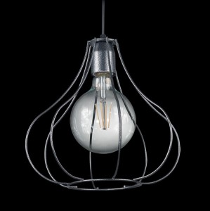 Lámpara Ferrolux | C-188 - Jaula Flor