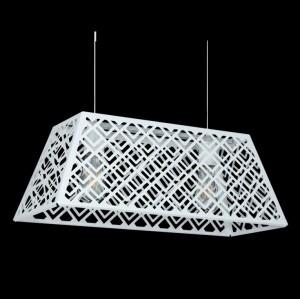 Lámpara Ferrolux | Trapecio - C-299