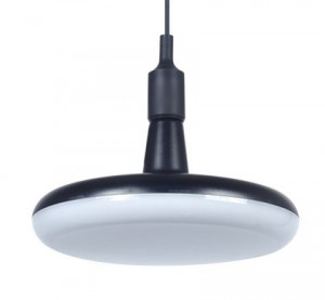 FuinyterColgantes led - Negro