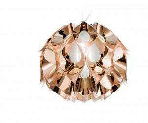 Lámpara GA iluminación | Flora suspension copper