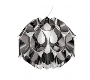 Flora suspension pewter