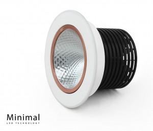 Lámpara GA iluminación | Led Cob - 203-1401C