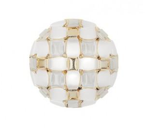 Lámpara GA iluminación | Mida White/Gold