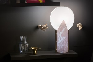 Lámpara GA iluminación | Moon Pink