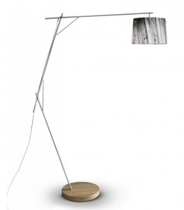 Lámpara GA iluminación | Woody Floor Lamp-