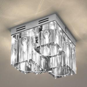 Lámpara GAM Iluminación | Cristal - 507-4C