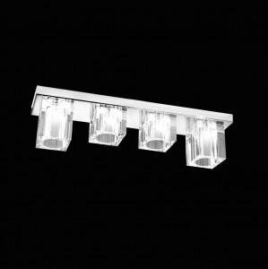 Lámpara GAM Iluminación | 507-4L - Cristal