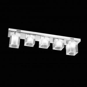 Lámpara GAM Iluminación | 507/5L - Cristal