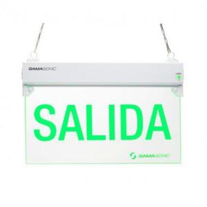 Lámpara Gamasonic | GX05 - SEÑALIZADOR DE EMERGENCIA COMPLEMENTARIO