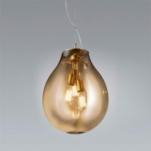 Lámpara GMGE | Cognac - COGNAC -L - COGNAC-XL - Colgante