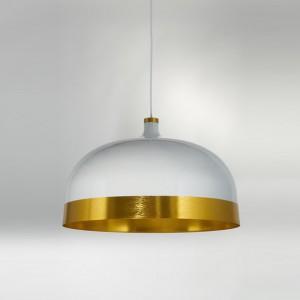 Lámpara GMGE | UMA-CHATO-XL - Dorado/Blanco