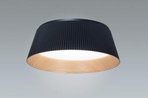 Lámpara GMGE | Wood - WOOD-PL - Plafón