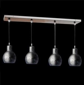 Lámpara Ilum Integral | Boston - 2901-4F - Colgante
