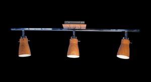 Lámpara Ilum Integral | Suspiro Madera - 3002-3