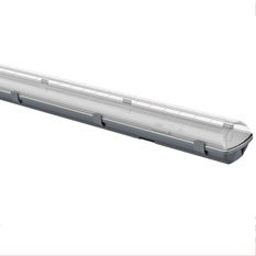 LedvanceDupla x 2 luces - Damp-Proof - Simple x 1 Luz