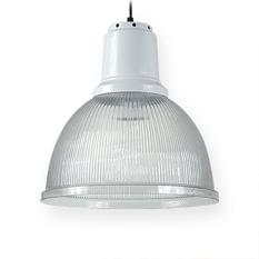 Faroluz Iluminación321 - Colgante Policarbonato Industrial
