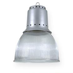 Faroluz Iluminación323 - Colgante Policarbonato Industrial