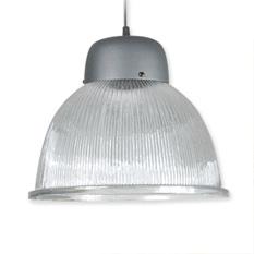 Lámpara Faroluz | 329 - Colgante Policarbonato Industrial
