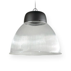 Faroluz IluminaciónColgante Policarbonato Industrial - 330