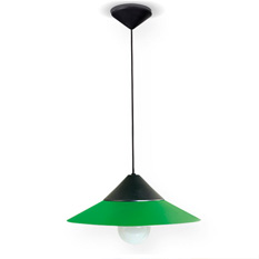 Lámpara Faroluz | Colgante Chapa - 317