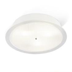 Faroluz Iluminación350 - Aplique de techo Policarbonato y Polipropileno