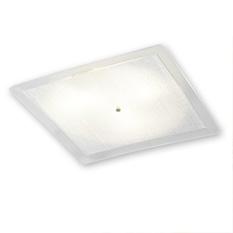Faroluz Iluminación353 - Aplique de techo Policarbonato y Polipropileno