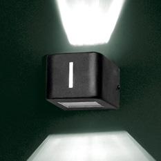 Faroluz Iluminación4288/R - Bidireccional Chapa
