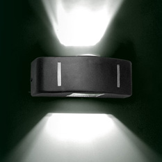 Lámpara Faroluz | Bidireccional Chapa - 4289/R