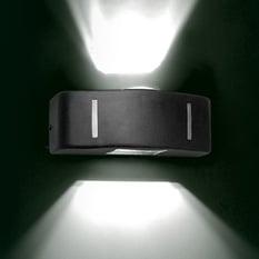Faroluz IluminaciónBidireccional Chapa - 4289/R